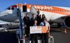 easyJet inaugure sa ligne Paris CDG - Montpellier