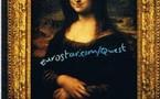 Eurostar : 10 M€ pour le jeu-concours Da Vinci Code