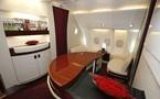 Qatar Airways dévoile sa nouvelle Cabine Première