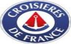 Croisières de France : un nouveau logo plus épuré