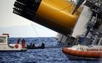 Naufrage du Concordia : toutes les croisières annulées jusqu'au 25 février 2012 !