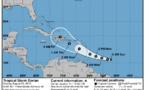 Une partie des Antilles sur la route de la tempête Dorian