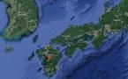 Japon : des pluies torrentielles s'abattent sur l'île de Kyushu