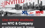 New York City : deux sessions de webinaire en septembre