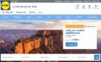 Lidl-Voyages.fr propose le paiement fractionné avec Oney