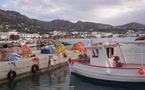 """Héliades présente : Poséïdon envoie de nouveaux """"monstres"""" marins en Crète..."""