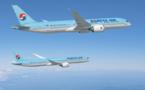 Korean Air : 50 ans, l'âge de réseau