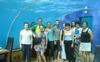 Austral Lagons : éductour aux Maldives