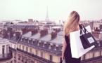 Le shopping, 3e source de motivation d'un séjour à Paris