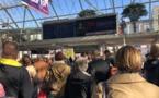 Grève SNCF : la circulation des trains perturbée