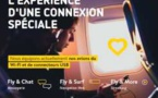 Vueling Airlines fait monter le Wifi haut débit dans ses avions