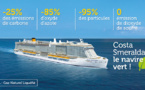 Costa Smeralda : Un paquebot innovant