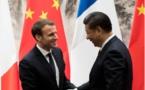 Safran, Airbus, Accor et la culture... au programme de la visite de Macron en Chine