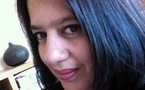 Nathalie Clary, une agent de voyages heureuse et à l'aise dans ses baskets...