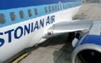 Estonian Air tisse sa toile