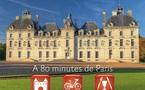 Les Châteaux de la Loire s'affichent dans le métro à Paris