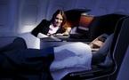 Lufthansa : le siège de la Business Class se transforme en lit