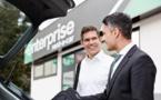 Location de voitures : Enterprise lance un service de prise en charge et de dépose des clients