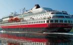 Hurtigruten : le MS Finnmarken de retour en Norvège