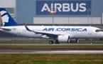 Air Corsica prend livraison de son 1er A320neo