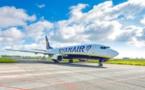 Ryanair : 11 millions de passagers transportés en novembre 2019