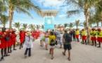 Bahamas : Ocean Cay, l'île de MSC Croisières, reçoit ses premiers clients