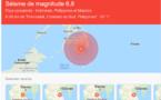 Philippines : Mindanao frappée ce dimanche par un séisme de magnitude 6,8