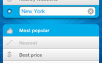 Booking.com : une appli pour réserver une chambre à la dernière minute