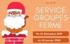 Asiajet : le service Groupes exceptionnellement fermé pendant les fêtes