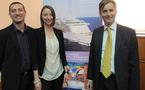 RCCL organise des visites de navires pour les agents de voyages
