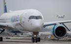 Paris Orly : Air Caraïbes réceptionne le premier A350-1000 français