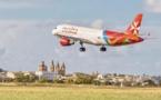 Air Malta : le trafic en hausse de +5% en novembre 2019