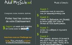 Challenge Add MySchool : le Groupe l'ESCAET en pôle position