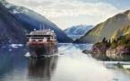 Hurtigruten propose pour la première fois d'explorer l'Alaska