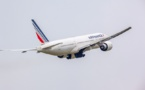 Air France suspend ses vols vers la Chine