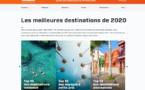 Kayak : un guide des tendances basé sur ... 6 milliards de recherches !