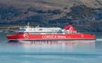 Corsica linea annonce l'arrivée d'un nouveau navire