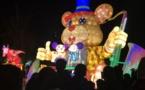 Taïwan : le Festival des lanternes 2020 bat son plein à Taïchung