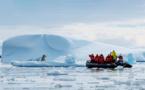 Cap sur l'Antarctique avec PONANT !