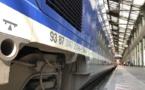Glissement de terrain : un TGV fait une sortie de voie