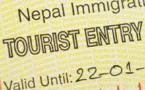 Népal : la délivrance du visa à l'arrivée est suspendue