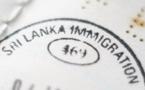 Sri Lanka : les Français interdits de séjour durant 2 semaines