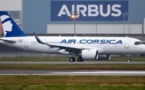 Air Corsica annule tous ses vols réguliers