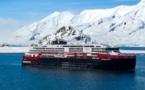 Hurtigruten suspend temporairement ses opérations