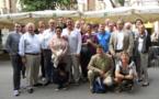 Les membres du SNAV Nord-Picardie en convention à Barcelone