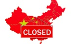 Chine: Fermeture temporaire des frontières aux étrangers