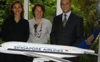 Singapore Airlines : nouvelle organisation commerciale en France