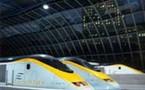 Eurostar : nouvelle gare de ''Ebbsfleet International'' dans le Kent