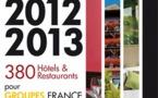 Le guide Hotelgroupes-Restogroupes 2012/2013 est disponible