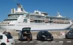 RCI : le ''Grandeur of the Seas'' rénové démarre en trombe à Marseille